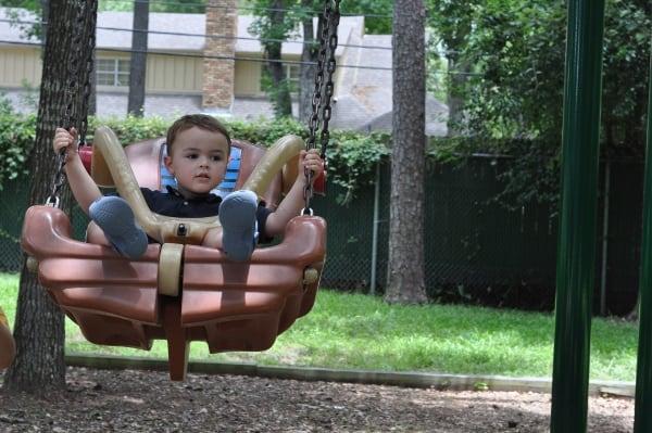 Hedwig Park Swings