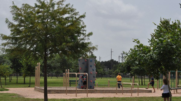 Kid Fit Park Nottingham Park Houston