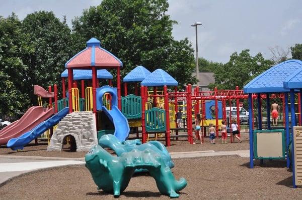 Nottingham Park Playground