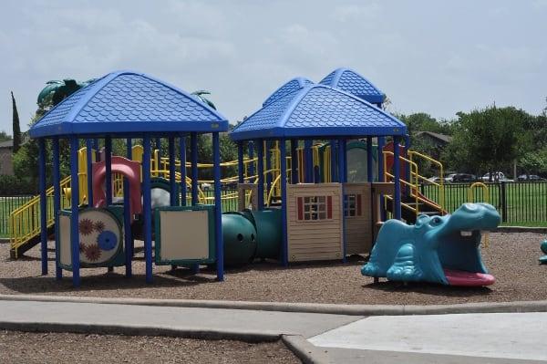 Nottingham Park Toddler Playground