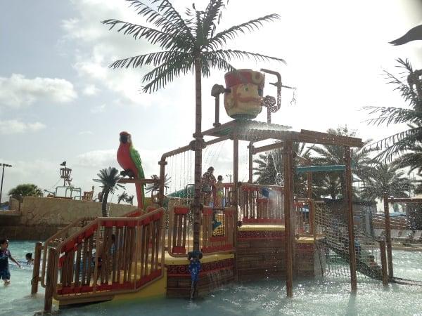 Pirates Bay Water Park Baytown Slides