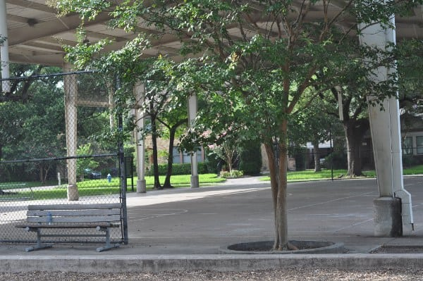 Proctor Plaza Park Basketball Courts