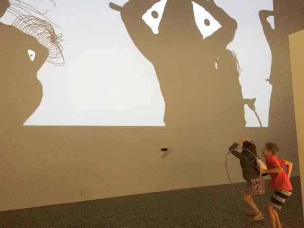 Shadow Monsters at Museum of Fine Arts Houston 6