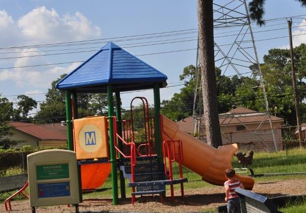 Sinclair Spark Park Small PLayground