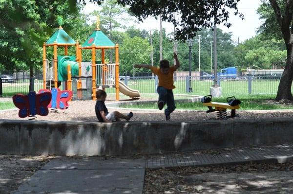 Tanglewood Park Houston