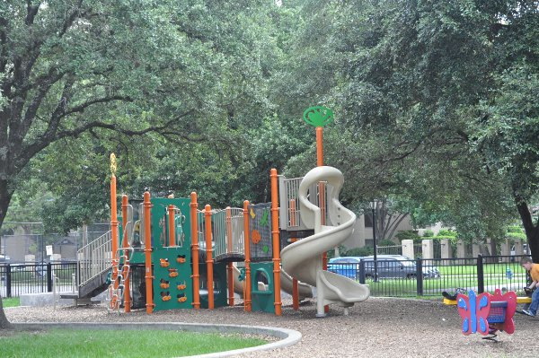 Tanglewood Park Playstructure
