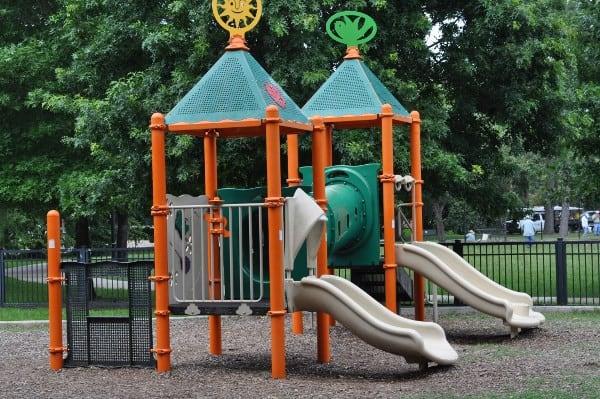 Tanglewood Park Small Playground