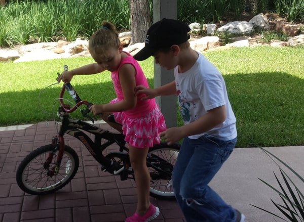 The Woodlands Resort Bike Rentals
