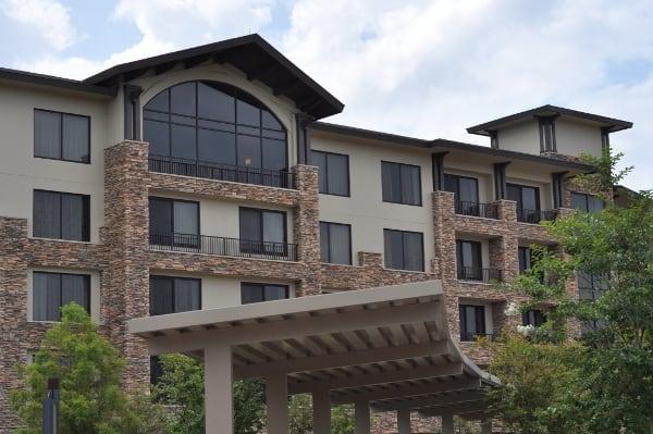 The Woodlands Resort Buildings BigKidSmallCity