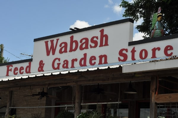 Wabash Feed Store Houston Heights