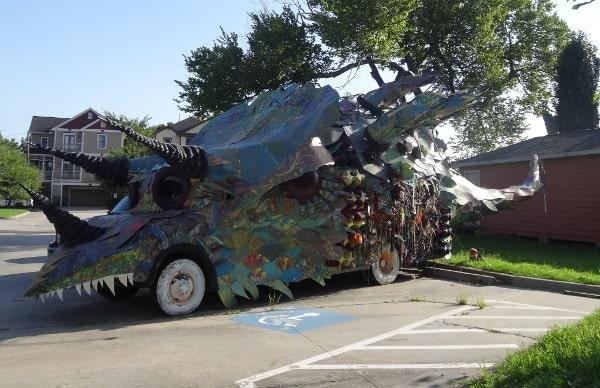Art Car Monster