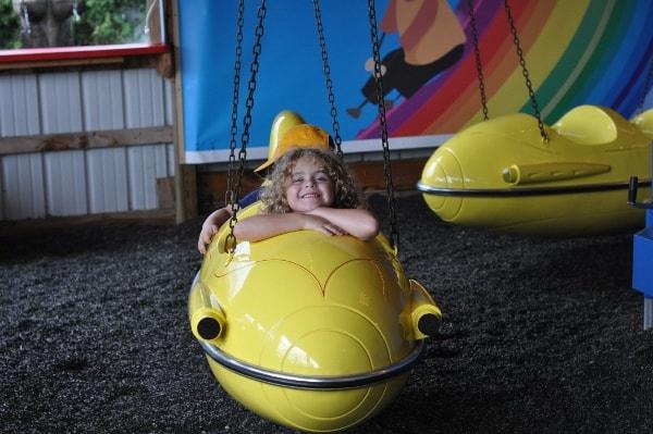 Carousel Park Plane Rides Olcott New York