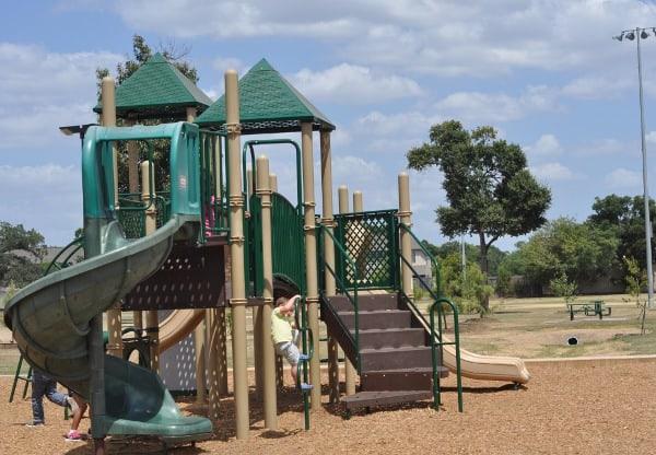 Freed Park Slides
