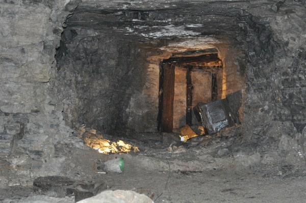 Lockport Cave Tour Underground Tunnel