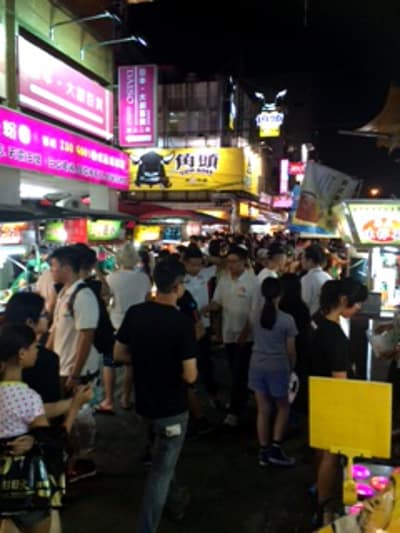 Night Markets in Taipei BigKidSmallCity