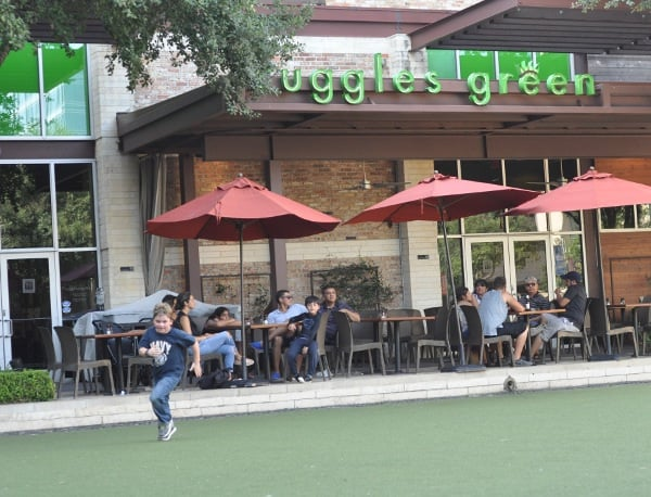Ruggles Green At City Centre Our Search For Houston S Best Restaurants Kids