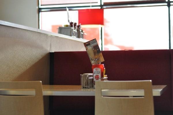 Smashburger Houston Heights Tables BigKidSmallCity
