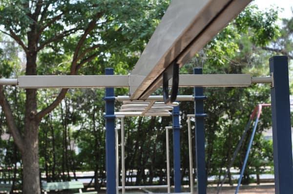 Spring Valley Village Park Zip Line