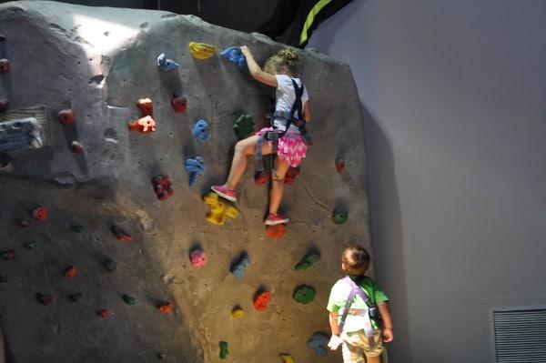 Texas Rock Gym Climbing Wall