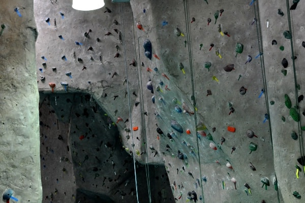 Texas Rock Gym Rock Walls