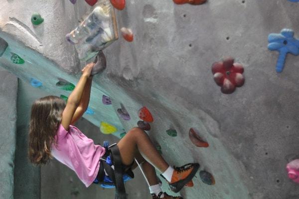 Texas Rock Gym Senia Climbing