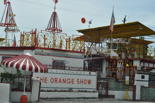 The Orange Show Houston