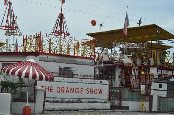 The Orange Show Houston