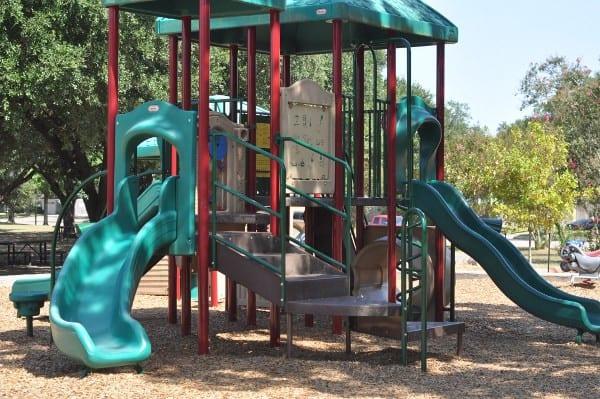 Wood Bend Park Slides