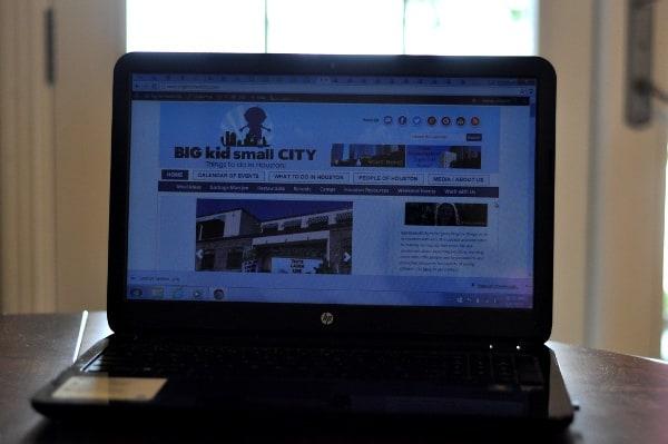 BigKidSmallCity Laptop