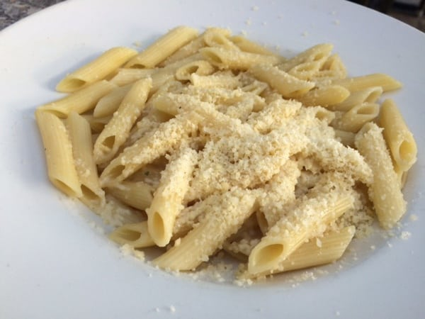 La Griglia Pasta and Cheese