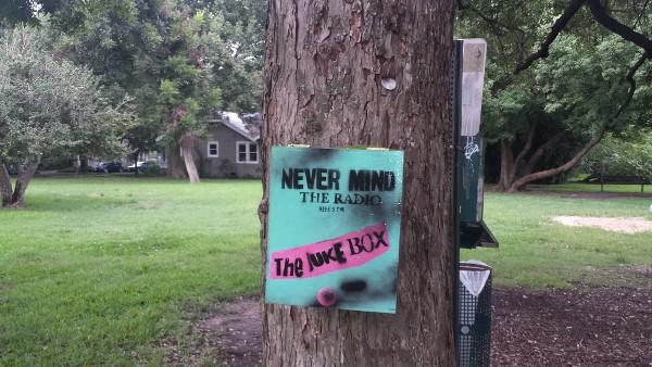 Nevermind the Radio The Juke Box Menil Collection Park BigKidSmallCity