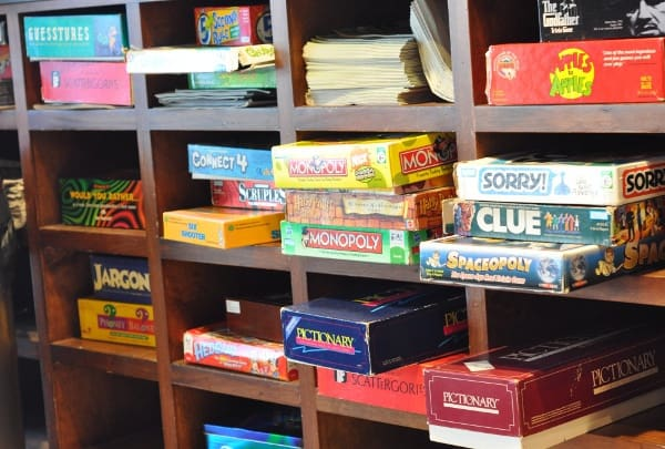 Teahouse Board Games