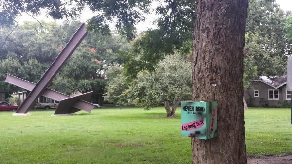 The Juke Box at Menil Collection Park BigKidSmallCity