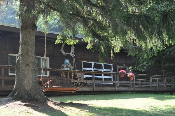 The Lodge in Southern Tier New York