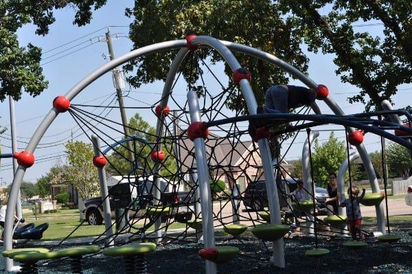 Allenbrook Park Playstructure