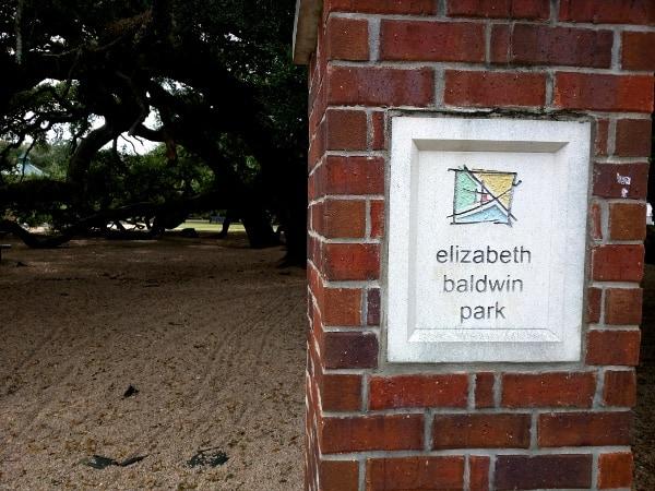 Elizabeth Baldwin Park Houston