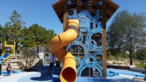 Exploration Park Slide by YouiShare