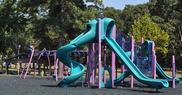 Foote Park Playground Baytown