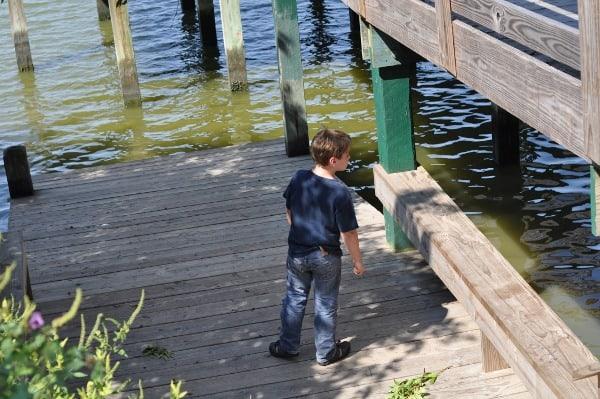 Goose Creek Park Baytown Fishing Pier