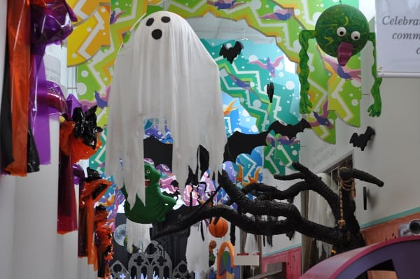 Halloween at Childrens Museum of Houston