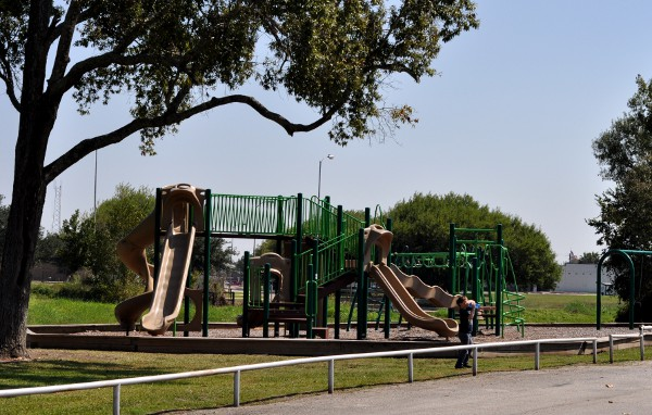 League of Women Voters Park Baytown Texas