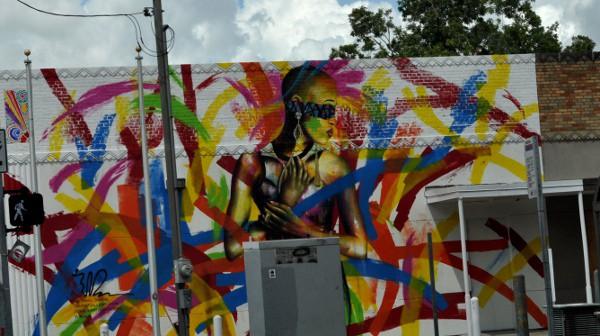 Midtown Mural