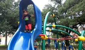 Baldwin Park – Visiting Houston's Parks, One Week at a Time!