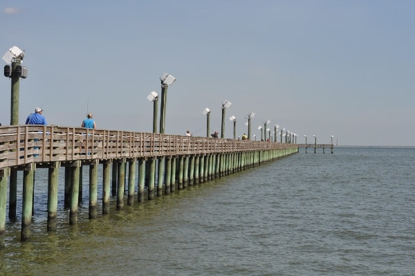 Sylvan Beach La Porte Fishing Pier1