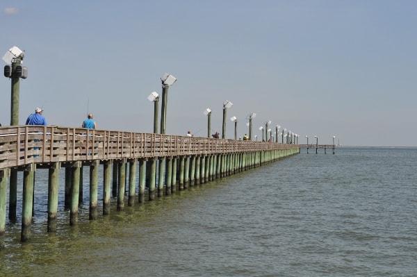 La Porte Beach Sylvan Beach La Porte Fishing Pier1