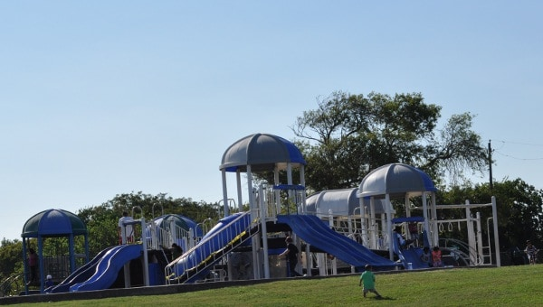 Sylvan Beach Park La Porte Playground1