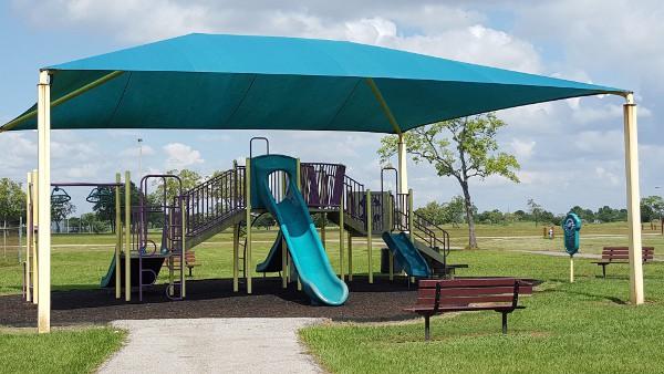 Tom Bass Park I Playground