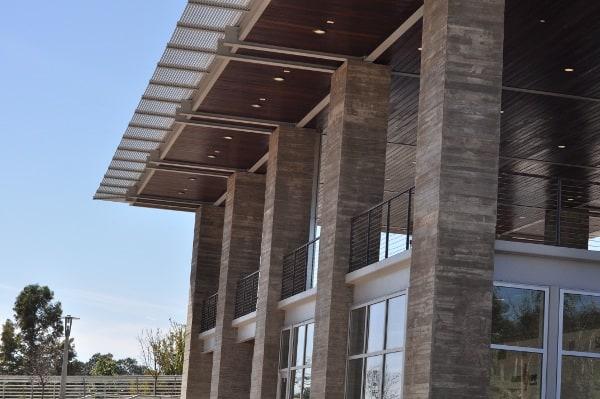 Water Works Building on Buffalo Bayou Park