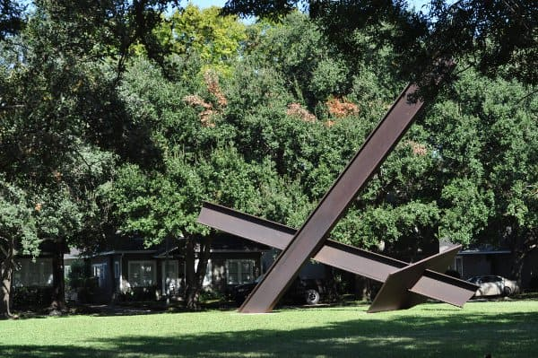 Menil Park Sculpture