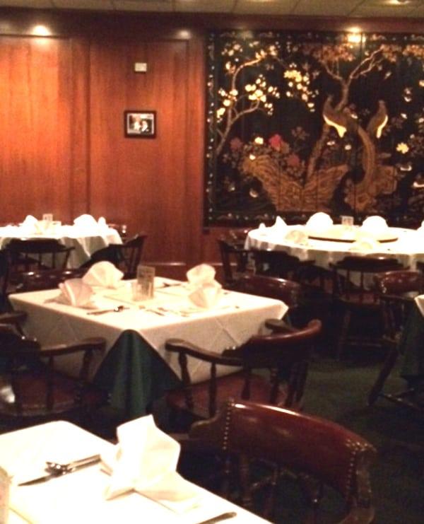Shanghai River Restaurant Tables